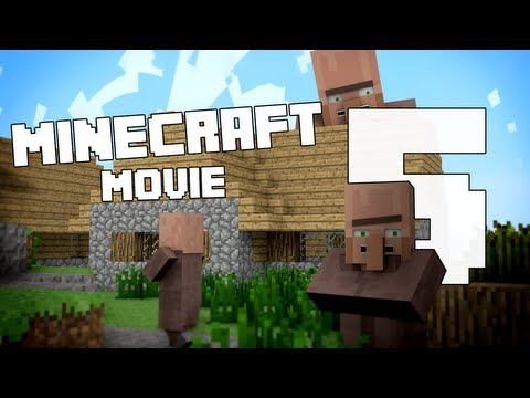 Minecraft Movie - 5: Village