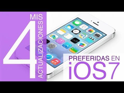 Mis 4 Actualizaciones Preferidas de iOS 7!!! #MrAmigoTec