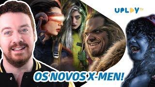 X-MEN COM EQUIPE DE STRANGER THINGS? | RESUMÃO DA SEMANA