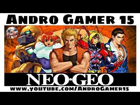 Colección de Juegos NEO GEO parte IV   Tiger Arcade 2016