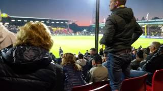 Go Ahead Eagles - Sparta Rotterdam 02-10-2015