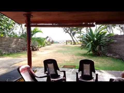 Tuk Tuk Journey up the Galle Road and into the Tropical Beach House, Hikkaduwa
