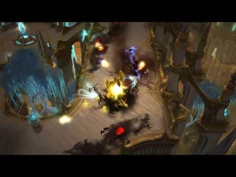 Diablo III: Reaper of Souls - Crusader Gameplay