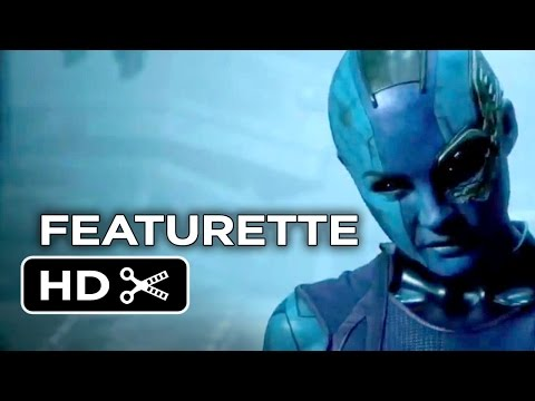 Guardians of the Galaxy Featurette - Gamora and Nebula (2014) - Karen Gillan Marvel Adventure HD