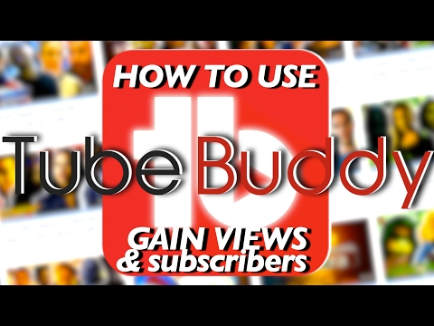 How To Grow Your YouTube Channel in 2017 using TubeBuddy | Tutorial & Review
