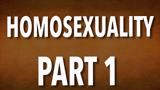 Video: Homosexuality cause of conflict in Christian Church - Christian Diversity 1/2