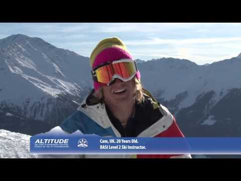 ISIA Training in Verbier with Altitude Ski and Snowboard School