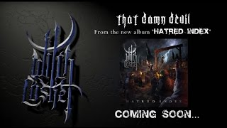 WITCH CASKET - That Damn Devil (Lyric video)