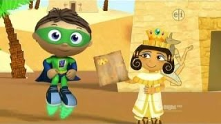 ᴴᴰ BEST ✓ Super WHY! s05e10 Naila and the Magic Map SD Nanto
