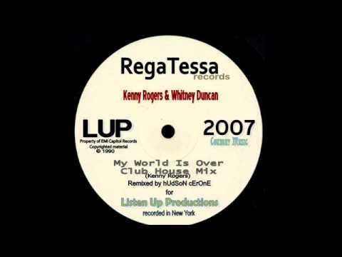 Kenny Rogers - My World Is Over Without You