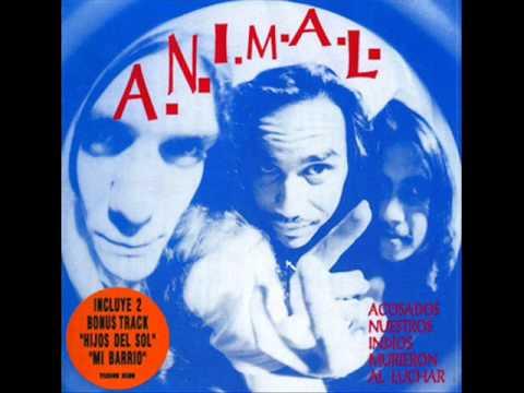 Animal - Sentimientos Primitivos