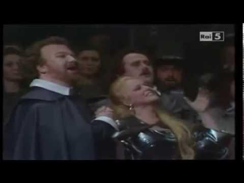 Bellini – I Puritani – Ah! sento o mio bell'angelo (Katia Ricciarelli, Chris Merritt) 1986