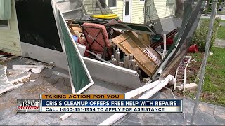 How to get free help cleaning and repairing your home after Irma