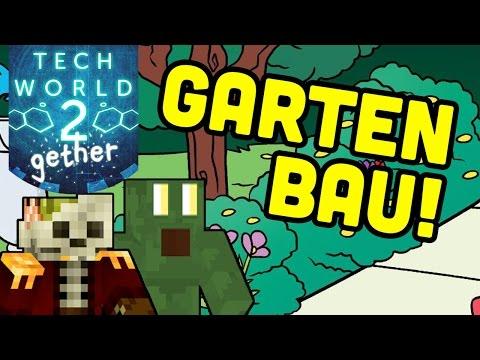 WIR BRAUCHEN 'NEN GARTEN - Techworld 2Gether Ep.22 - auf gamiano.de