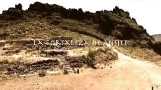 DJI Phantom: La Fortaleza De Ansite - Santa Lucía - Gran Canaria