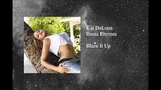 Watch Kat Deluna Blaze It Up Ft Busta Rhymes video
