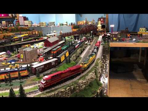 O Scale Layout Review