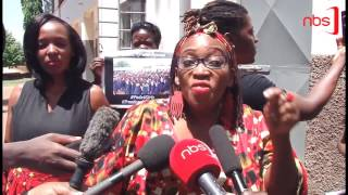 Dr Stella Nyanzi at it Again: Shoot Me If You Want to Silence Me