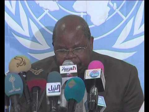 MaximsNewsNetwork: SUDAN REFERENDA U.N. PANEL: TENSIONS, POST-ELECTIONS READINESS (UNMIS)