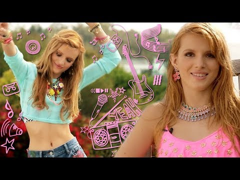 Bella Thorne Tour Details + Favorite Music! - Behind the Scenes Interview