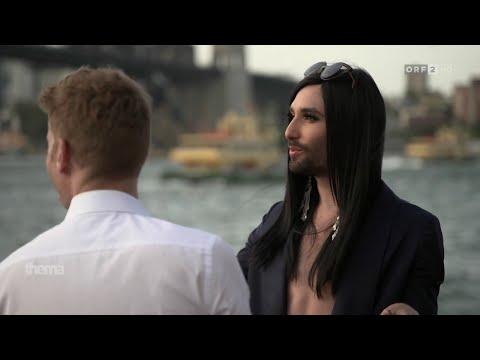 Conchita Wurst in Sydney (Thema, ORF2, 14.03.2016)