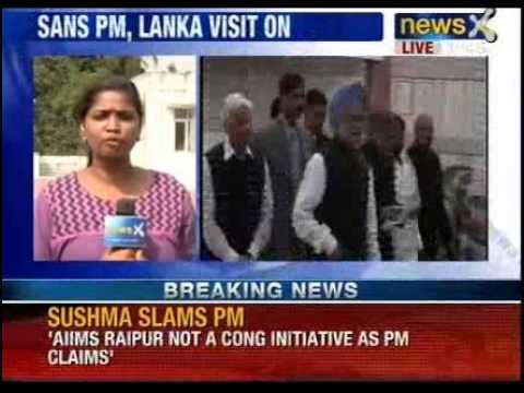 Indian Prime Minister To Boycott Commonwealth Summit In Sri Lanka Over Human Rights Issue - News X video
