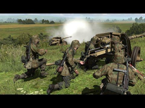 Самая Правдивая Игра про Вторую Мировую Войну на ПК ! Симулятор Iron Front 1944