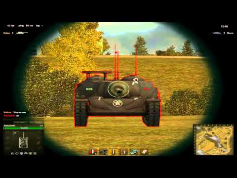 World of Tanks T28/T95 Weakspots