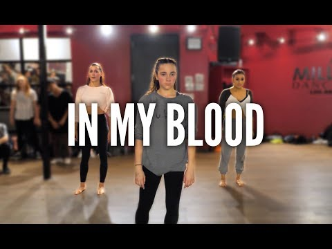 SHAWN MENDES - In My Blood | Kyle Hanagami Choreography