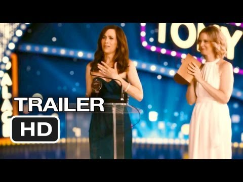 Girl Most Likely Official Domestic Trailer #1 (2013) - Kristen Wiig Movie HD