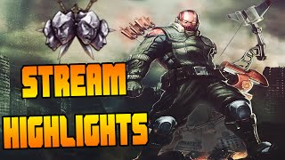 Stream Highlights | Smite |  I PLANNED THAT QUAD!