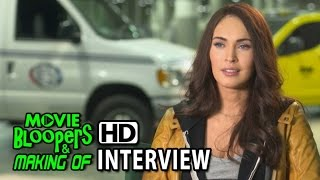 Teenage Mutant Ninja Turtles (2014) Interview - Megan Fox (April O'Neil)