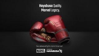 Hayabusa X Marvel Hero Elite