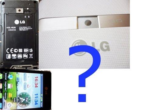 Respuesta a preguntas LG Optimus L3 E400