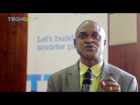 Dr. Uyi Stewart speaks about IBM Research | Africa