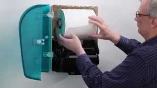 Recessed Dispenser Installation by Wausau Paper®