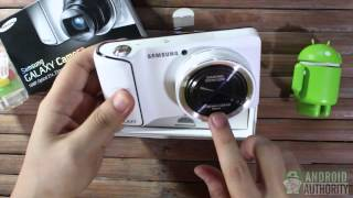 Samsung Galaxy Camera - Unboxing