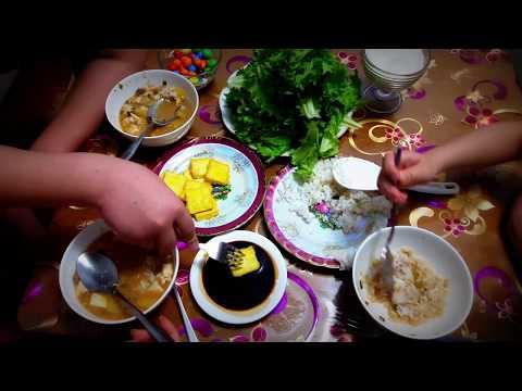 Традиционный корейский суп ТЯЙ