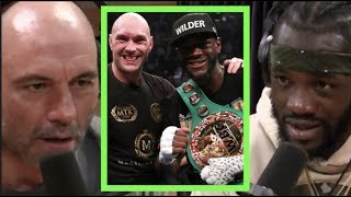 Joe Rogan | Deontay Wilder on His Rematch with Tyson Fury