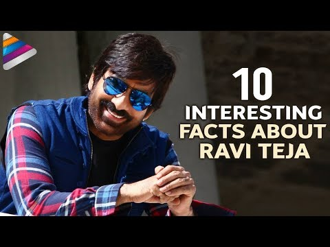 Ravi Teja Top 10 Interesting Facts | #RaviTeja | Nela Ticket Telugu Movie | Telugu FilmNagar
