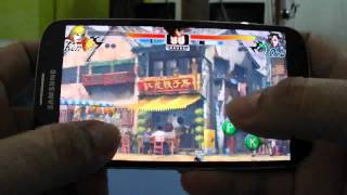 Street Fighter IV Android (Galaxy S4)