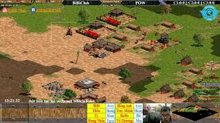 AoE 44 Random BiBiClub vs Liên Quân POW 18-12-2017