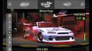 Nfs Undergraound 2 Nissan Skyline Tuning