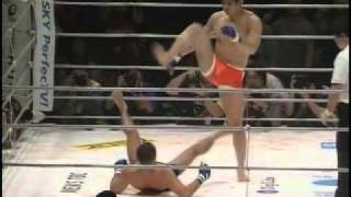 Sakuraba vs Royler Gracie