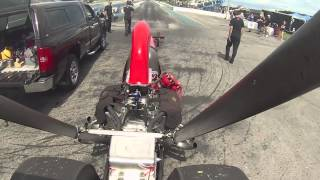 Jeff Veale Nitro Dragster