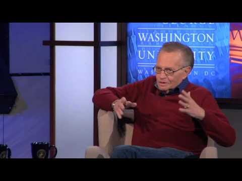 Larry King - How my journalism career began (1 of 7)