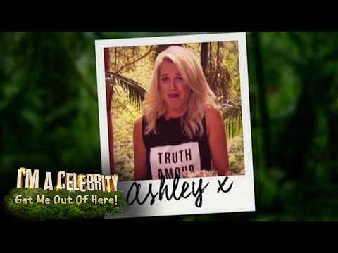 Ashley Roberts Takes On The Fish Eye Challenge | I'm A Celebrity...Get Me Out Of Here!