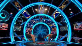 Day 60: Sam's exit interview with Emma Willis