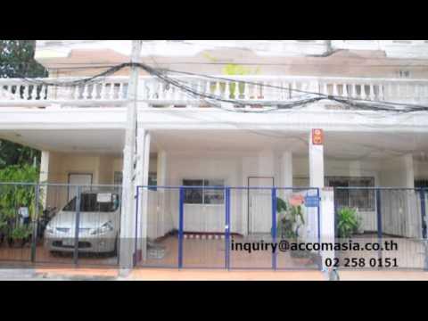 TOWNHOUSE 3 bedroom FOR RENT IN SATHORN |BANGKOK