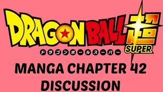 A NEW ARC BEGINS + Jiren's Defeat! Dragon Ball Super Ch 42
